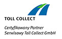 Certyfikowany Partner Serwisowy Toll Collect GmbH